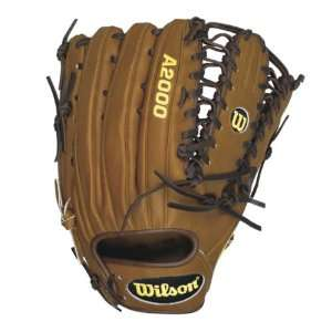 2012 Wilson A2000 Outfield Baseball Glove 12.75 (right