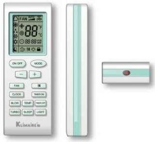 Mini Split Air Conditioner AC & Heater, Ductless Heat Pump Inverter A