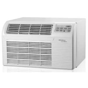 BTU Wall Air Conditioner Heater With 24 Hour Timer