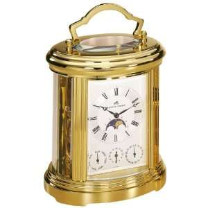 Matthew Norman 1781 Ovale Brass Clock Home & Kitchen
