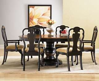 Ashley Furniture Holloway Formal Dining Room Set W Arm