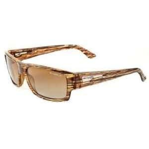 ... Arnette Sunglasses Wager   Frame  Striped Havana Lens  Polarized ... 57e03bc2e9