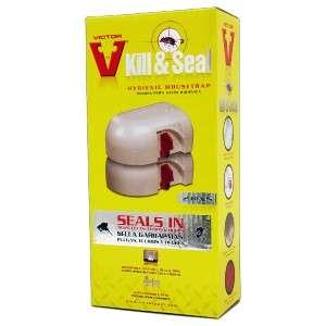 Victor Kill & Seal Mouse Trap M265 (6) Traps 072868132650