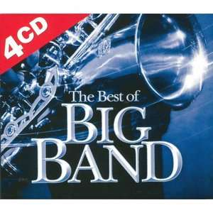 The Best Of Big Band (4CD) (Digi Pak), Various Artists