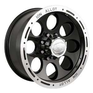 ION Alloy Style 174 (Black) Wheels/Rims 6x135 (174 7936B) Automotive