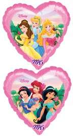 DISNEY PRINCESS FAIRYTALE BIRTHDAY PARTY 13 balloons xl