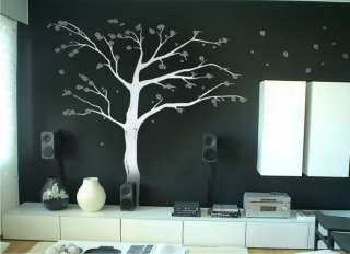 Cherry Blossom Tree   wall decal sticker branch limb 8