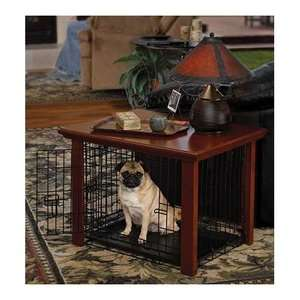 Midwest Pets Classic Collection Heritage Wood Crate Cover Dogs