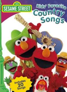 Sesame Street Kids Favorite Country Songs Kevin Clash