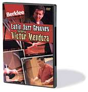 Latin Jazz Grooves Learn Drums Berklee Drum Lessons DVD