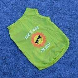NEW Cute Pet Puppy Dog Shirt Shirts TShirt Clothes Vest Dress Size XS
