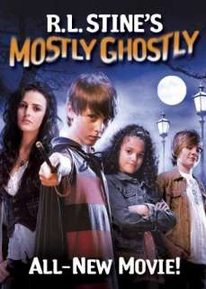 R.L. Stines Mostly Ghostly: Madison Pettis, Sterling