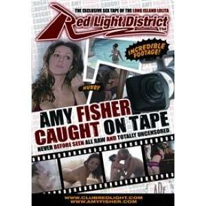 Amy Fisher Caugh On ape DVD