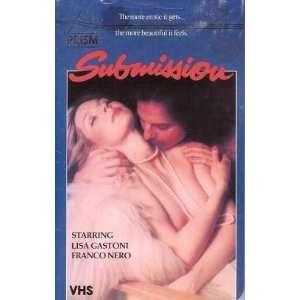 Submission (1976) [VHS] Franco Nero, Lisa Gastoni Movies & TV
