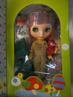 Takara Neo Blythe Groovy Groove Doll 2004 NEW