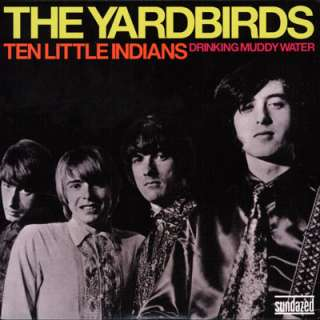 Yardbirds   Ten Little Indians 7 Vinyl RI NEW