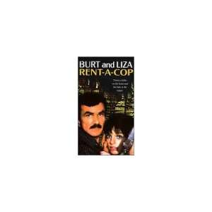 Rent a Cop [VHS]: Burt Reynolds, Liza Minnelli, James Remar, Richard