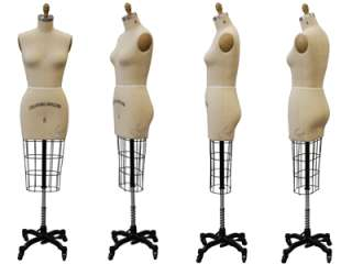 we keep full line dress forms