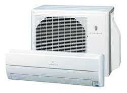 FRIEDRICH DUCTLESS SPLIT SYSTEM   HEAT PUMP & AC   20 SEER   #MO9YG
