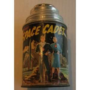 Vintage Tom Corbett Space Cadet Thermos (Read Condition