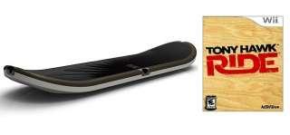 Tony Hawk Ride (Wii, 2009) GAME+SKATEBOARD CONTROLLER 047875837874