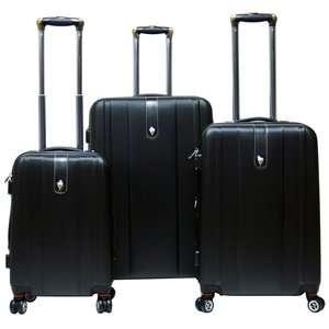 CalPak Sparta Expandable Hardsided 3 Piece Luggage Set