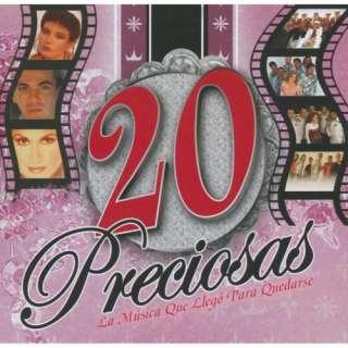 20 Preciosas La Musica Que Llego Para Quedarse, Various