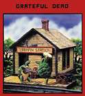 New, THE GRATEFUL DEAD Terrapin Station VINYL STICKER