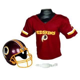Franklin Sports NFL Redskins Helmet/Jersey Set.Opens in a new window