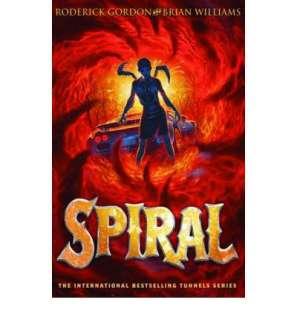 Espiral de Roderick Gordon y de Brian Williams (libro en rústica)
