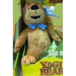 Hana Barbera Cartoon Icon Yogi Bear, 12 Plush Boo Boo