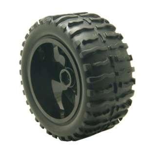 10 RC Bigfoot monster car Truck rubber tires tyre,Plastic wheel rim