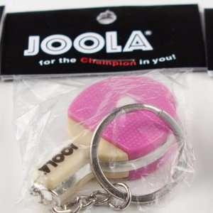 com JOOLA PINK Keychain Flashlight Table Tennis Gifts PINK LED RACKET