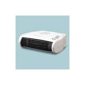 Horizontal Personal Fan Forced Heater/Fan, 750 or 1500