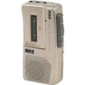 New  RCA RP3538 MICRO CASSETTE RECORDER