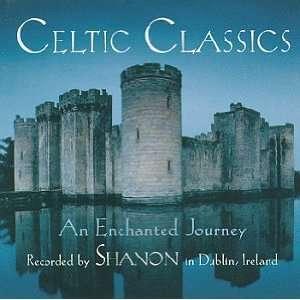 Celtic Classics Enchanted Journey Shanon Music