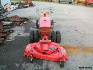 Gravely 5260 Riding & Walk Behind Lawn Mower Tractor